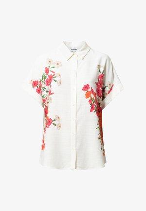 GRISOL - Button-down blouse - white
