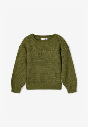 Sweatshirt - winter moss