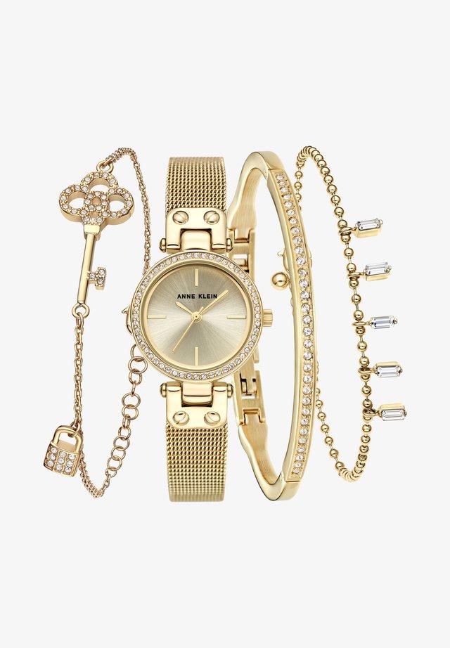 SET - Watch - champagner