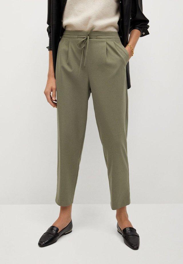 FLU - Pantaloni - grün