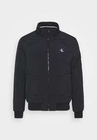 Calvin Klein Jeans - QUILTED JACKET - Light jacket - black - 3