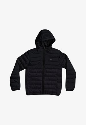 SCALY MIX YOUTH - Winter jacket - dark grey heather