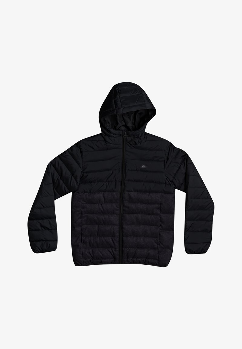 Quiksilver - SCALY MIX YOUTH - Winter jacket - dark grey heather