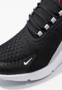 Nike Sportswear - AIR MAX 270 - Sneakers laag - black/white/ember glow/wolf grey - 2