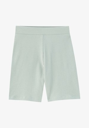 Shorts - mottled green