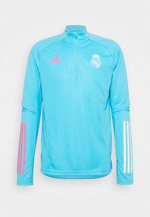REAL MADRID AEROREADY FOOTBALL - Klubové oblečení - light blue