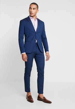 FASHION SUIT - Oblek - blue