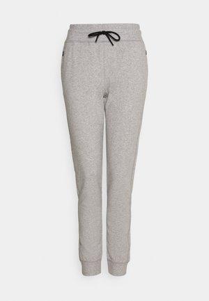 TAFFY - Spodnie treningowe - light grey