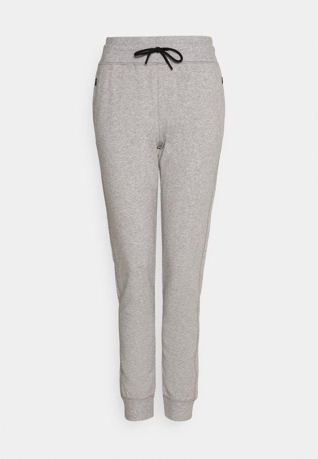 TAFFY - Teplákové kalhoty - light grey