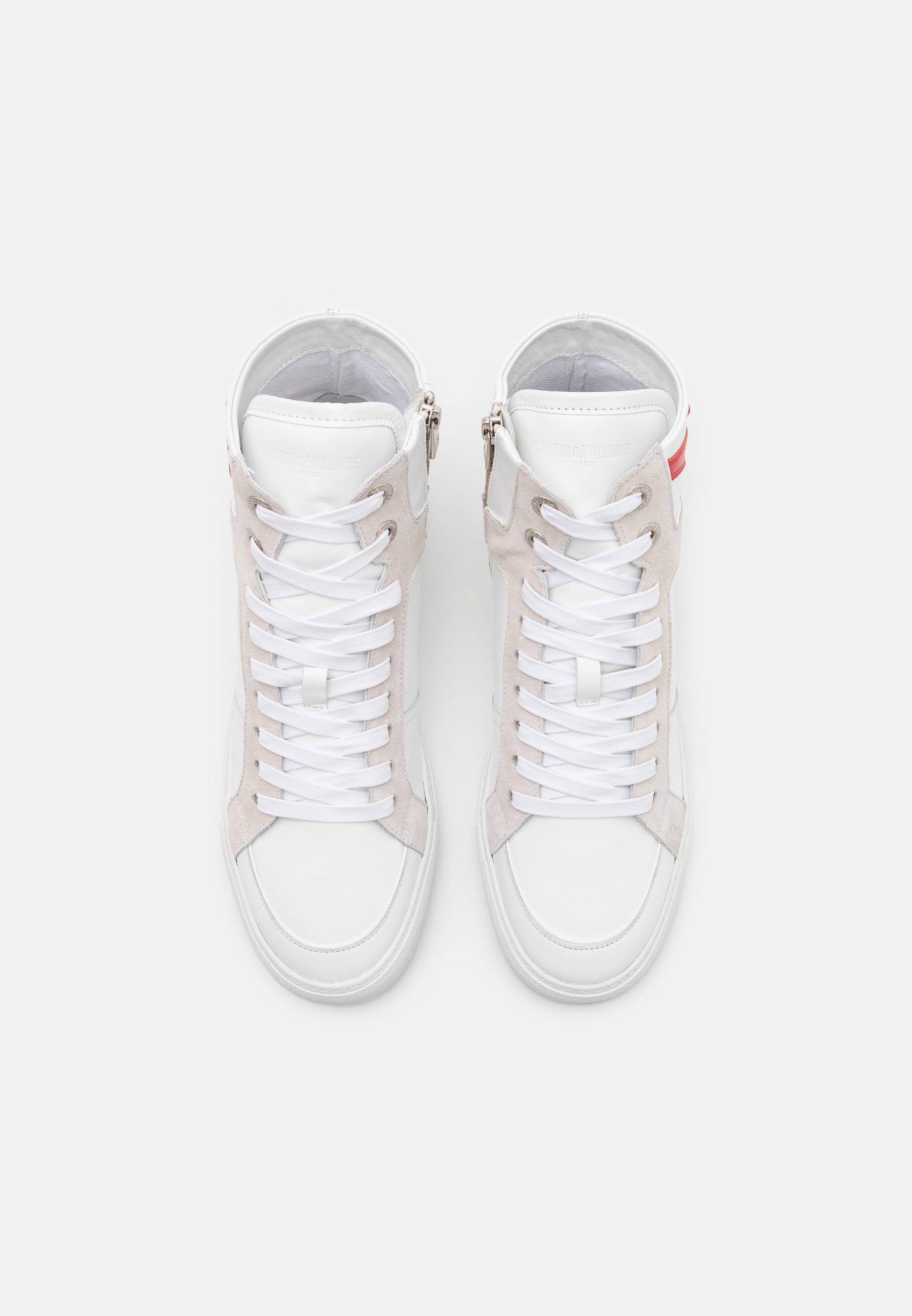 Men High-top trainers - blanc