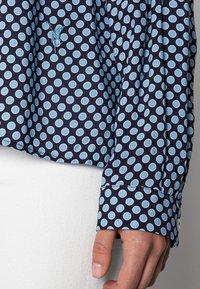 Emily van den Bergh - Blouse - navy blue - 4