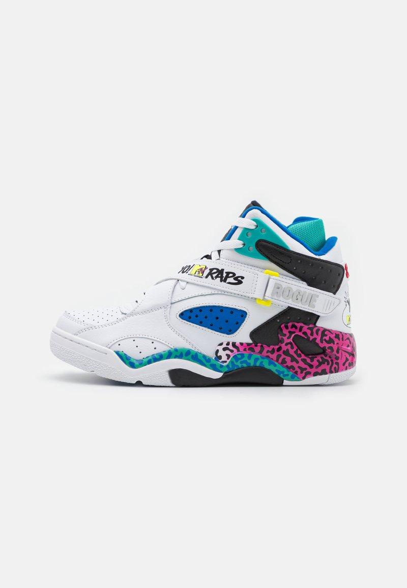 Ewing - ROGUE X YO! MTV RAPS - Höga sneakers - white