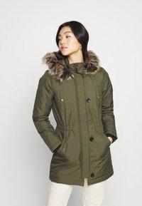 ONLY - ONLIRIS  - Winter coat - grape leaf - 0