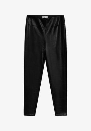 BIPOLI - Leggings - Trousers - black