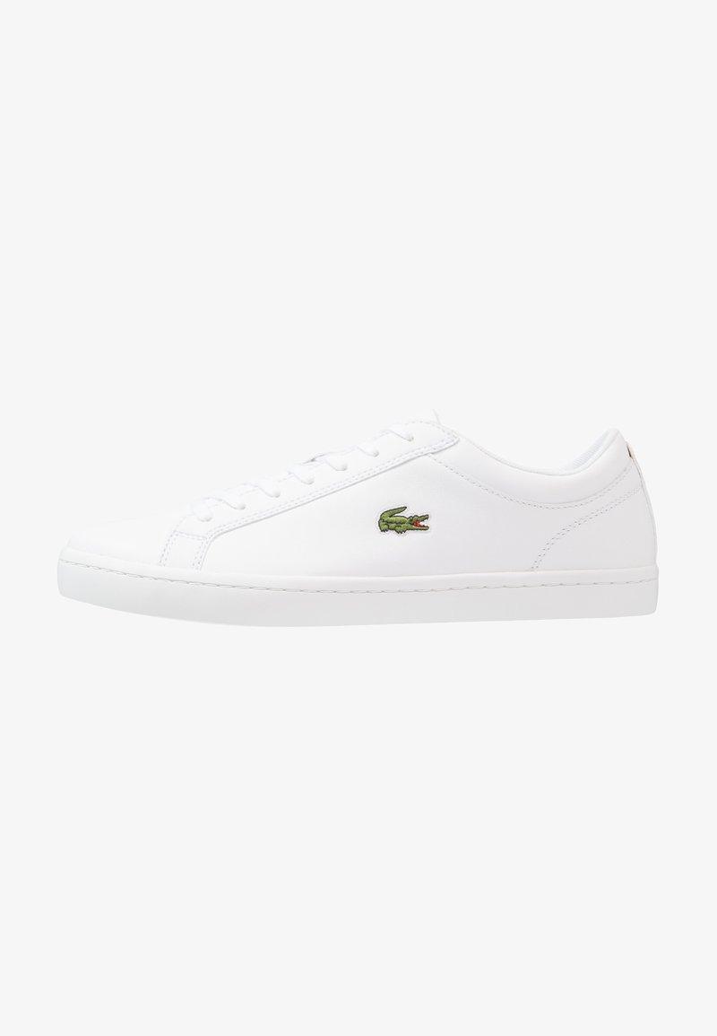 Lacoste - Sneakersy niskie - white