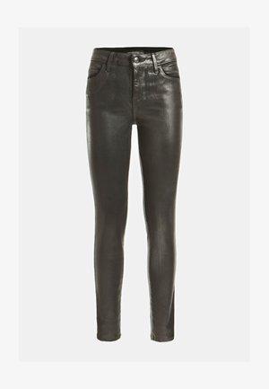 Jeansy Skinny Fit - zwart