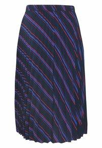 Promiss - A-line skirt - marine - 6