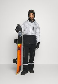 Quiksilver - MISSION BLOC  - Snowboard jacket - iron gate
