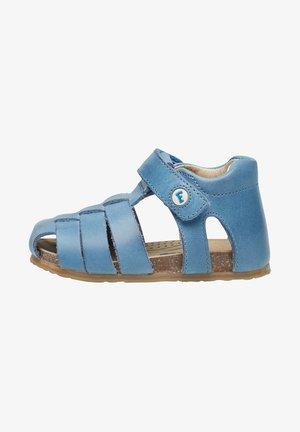 BARTLETT - Baby shoes - azurblau