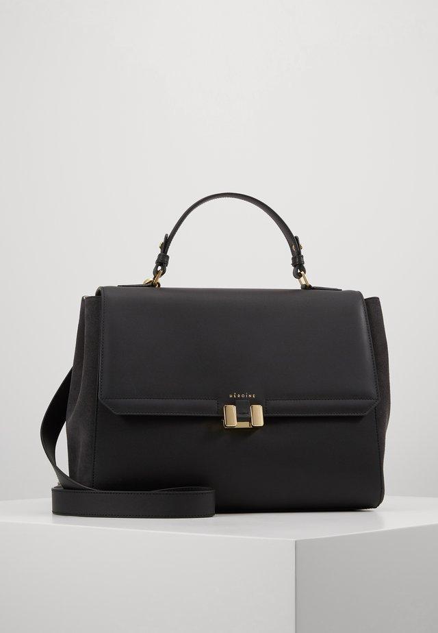 AUDREY - Briefcase - black