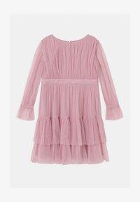 Anaya with love - BISHOP SLEEVE RUFFLE DETAIL - Cocktail dress / Party dress - aurora pink - 0