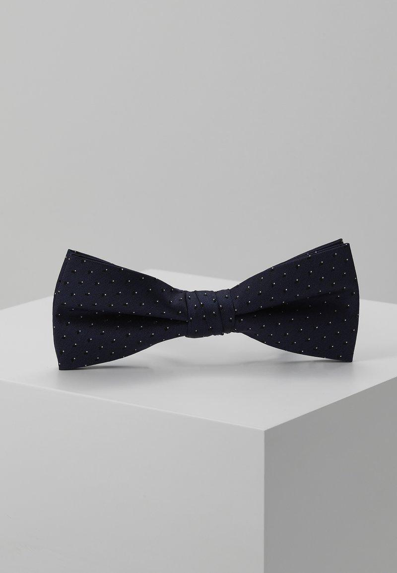 Calvin Klein - SHADOW DOT BOWTIE - Bow tie - navy