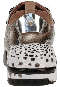 Steve Madden - STEVE MADDEN SNEAKER - Sneakers - brown snake 233 - 4