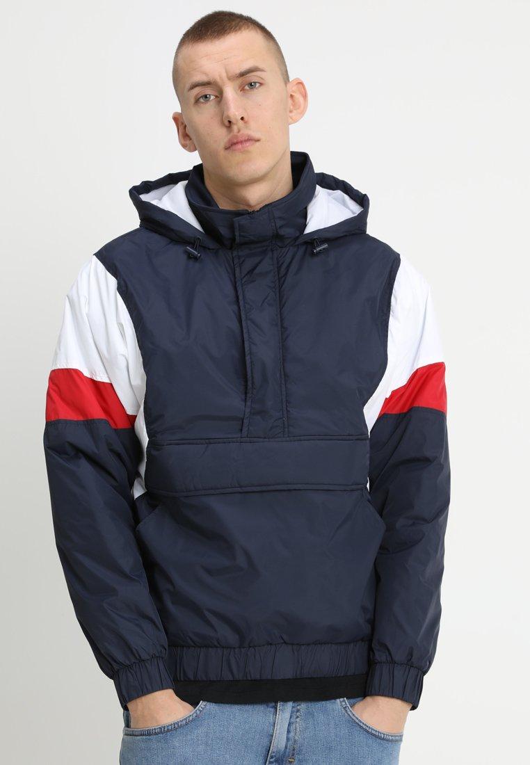 Men 3-TONE PULL OVER  - Light jacket