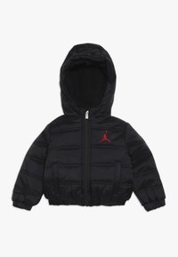 Jordan - HERITAGE PUFFER JACKET - Winter jacket - black - 0