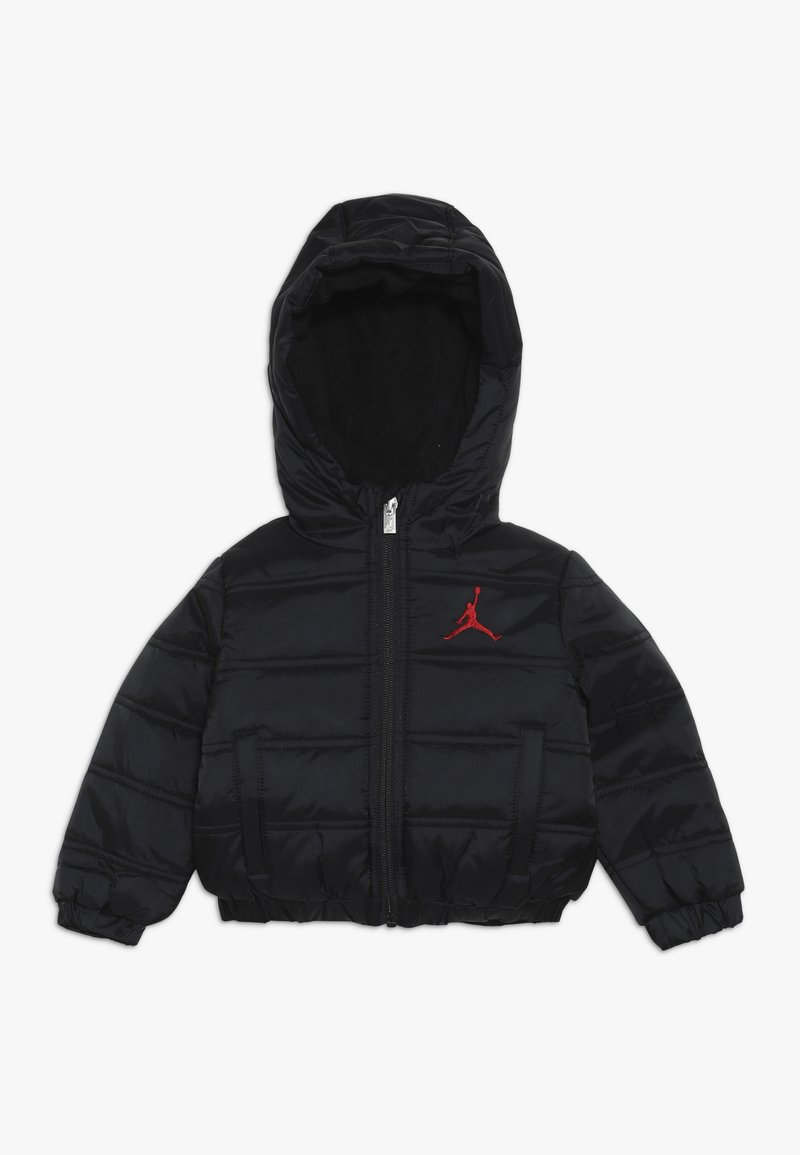 Jordan - HERITAGE PUFFER JACKET - Winter jacket - black