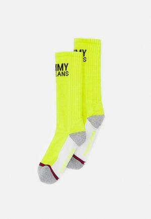 VINTAGE CUT 2 PACK UNISEX - Ponožky - lime
