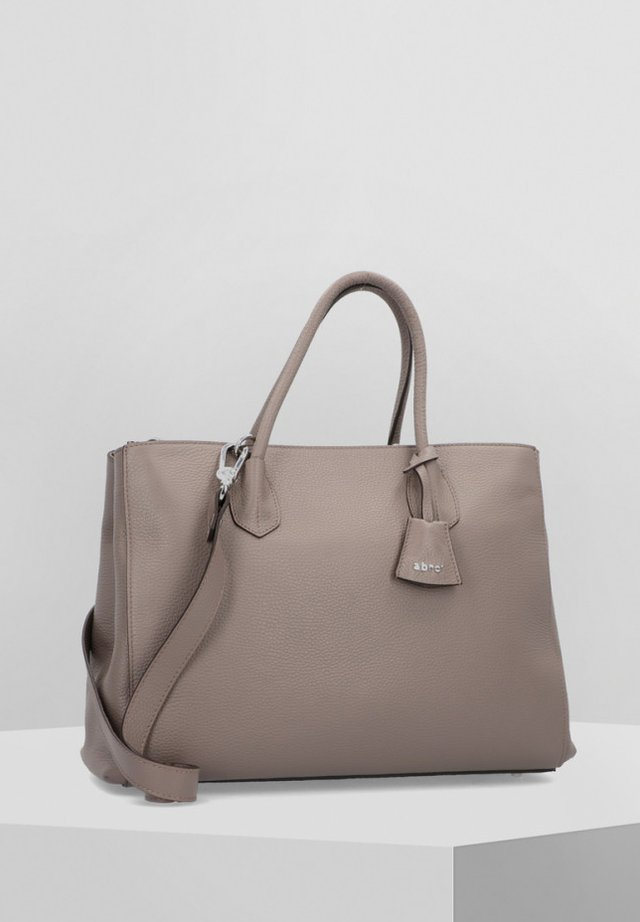 ADRIA - Shopping bag - zinc