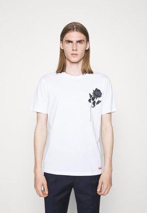 DRINCE - T-shirt imprimé - white
