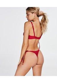 Hunkemöller - Bikini bottoms - red - 1