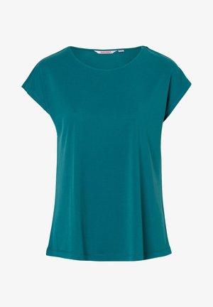 LENORA - Camiseta básica - petrol