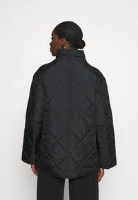 ARKET - JACKET - Light jacket - black - 2