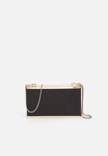 BOX BAG SPRING BAY M - Clutch - black