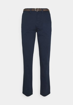JJICODY JJSPENCER - Chinos - navy blazer