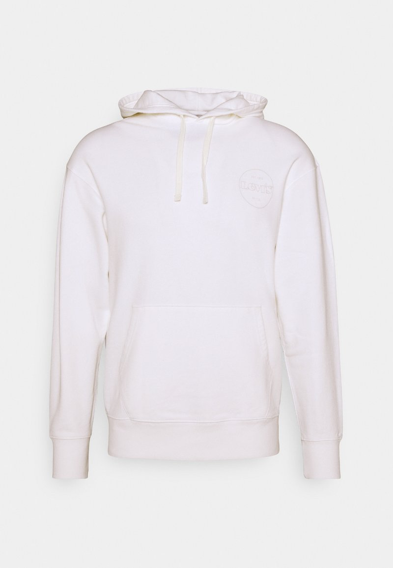 Levi's® - RELAXED FIT LOGO HOODIE UNISEX - Hoodie - neutrals