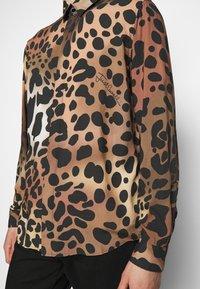 Just Cavalli - CAMICIA - Košile - leopard - 4