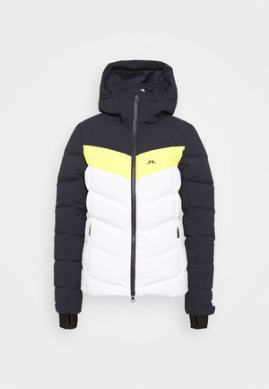 RUSSEL JACKET - Down jacket - banging yellow
