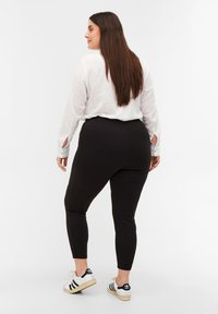 Zizzi - Leggings - Trousers - black - 1