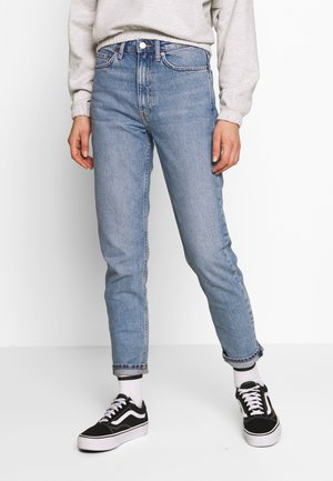 MIKA TUNED - Relaxed fit jeans - air blue