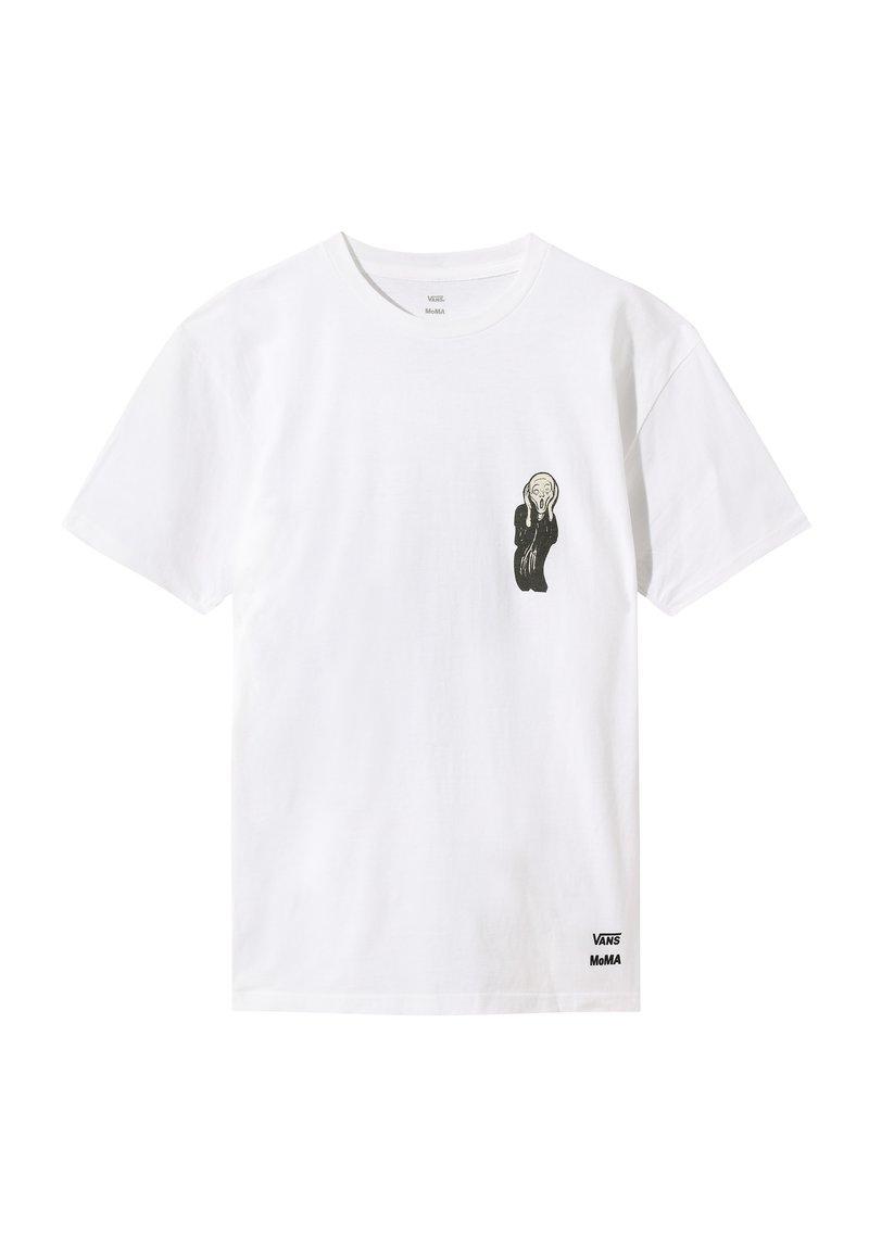 Vans - MOMA MUNCH - Print T-shirt - (moma) edvard munch