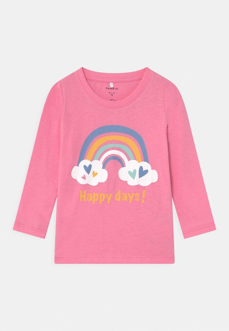 Name it - NMFDIRGA - Top sdlouhým rukávem - light pink