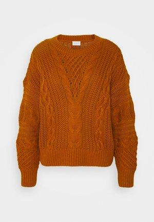 VIDITA ONECK - Pullover - pumpkin spice
