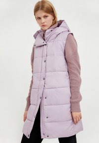 Finn Flare - Waistcoat - lilac - 7
