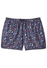 PULL&BEAR - Shorts da mare - dark blue - 0