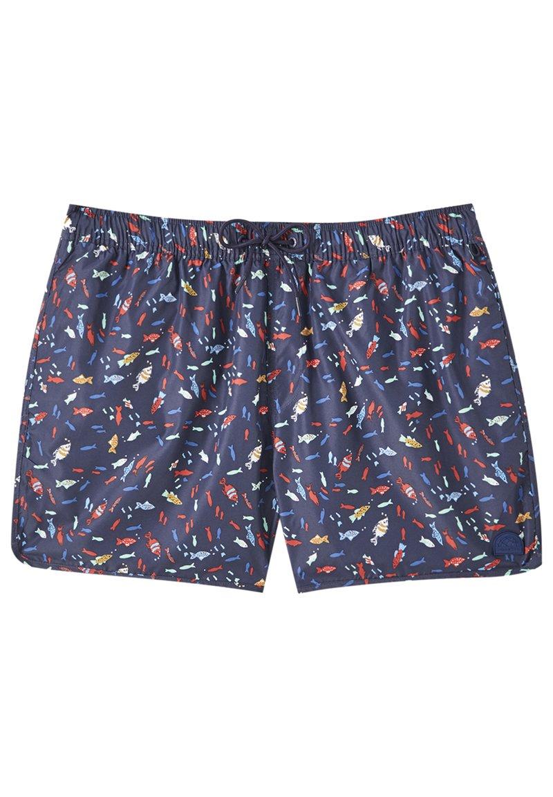 PULL&BEAR - Shorts da mare - dark blue