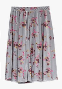 GRO - GRETA  LONG SKIRT - Gonna a campana - grey - 1